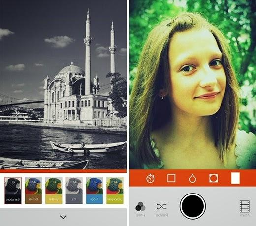 Android Selfie Apps