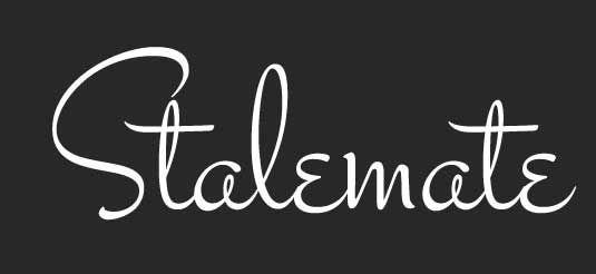 Stalemate Font
