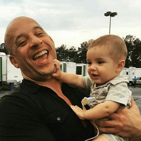 Instagram Celebrity Dads