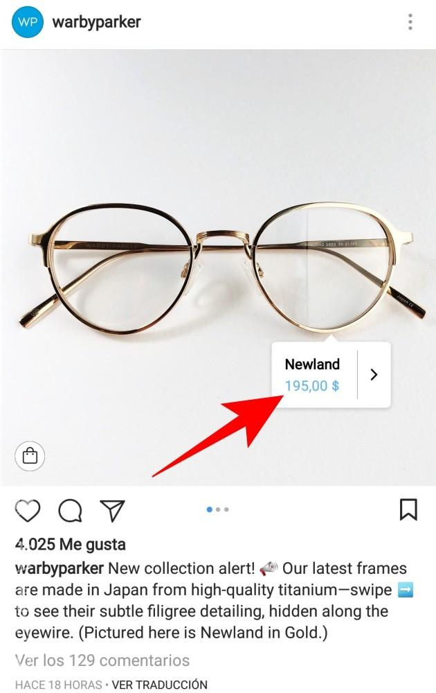 Instagram Shopping how to buy