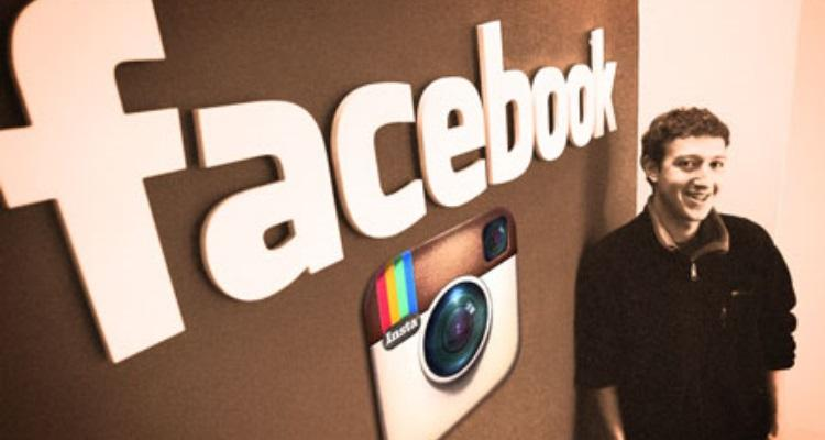 facebook acquired Instagram