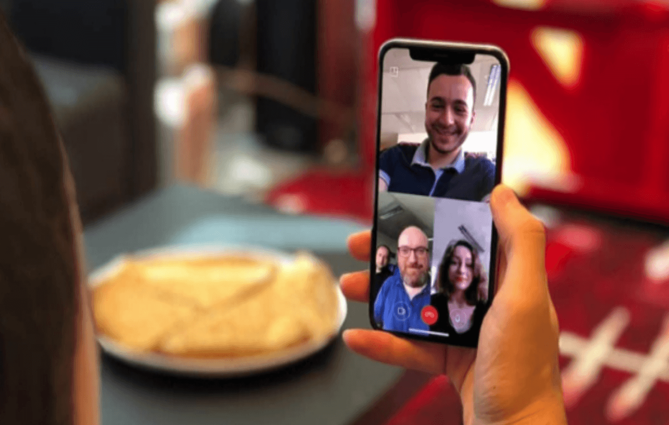 How to make group video calls on Instagram
