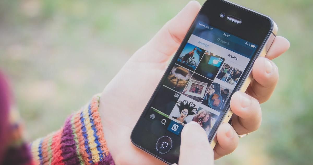 Interact with people on Instagram