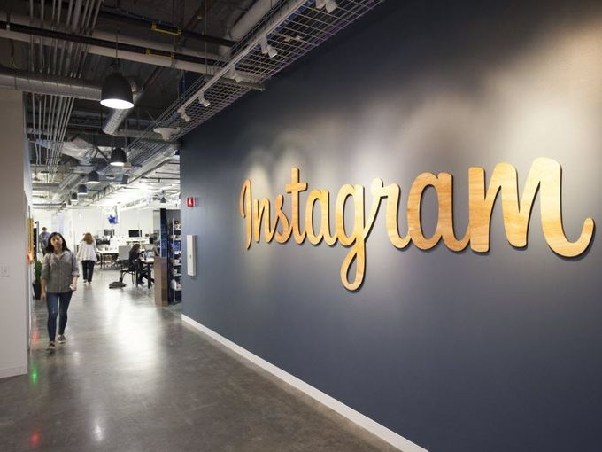 Instagram headquarters