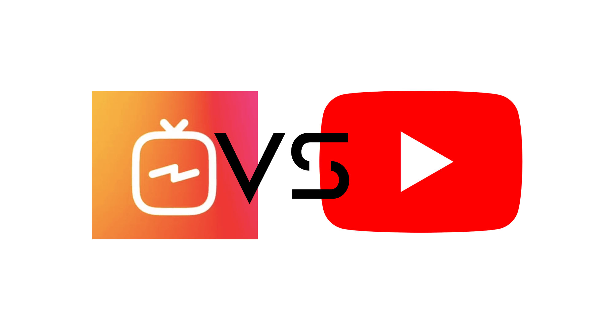 Instagram tv is competing with Youtube