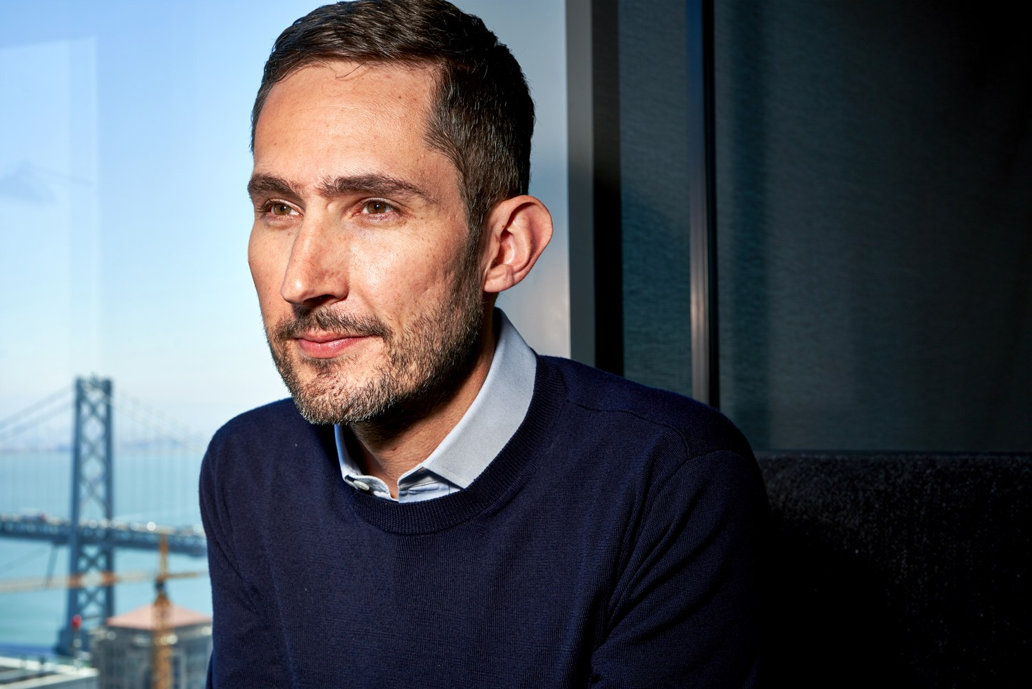 Kevin Systrom on why he leaves Instagram