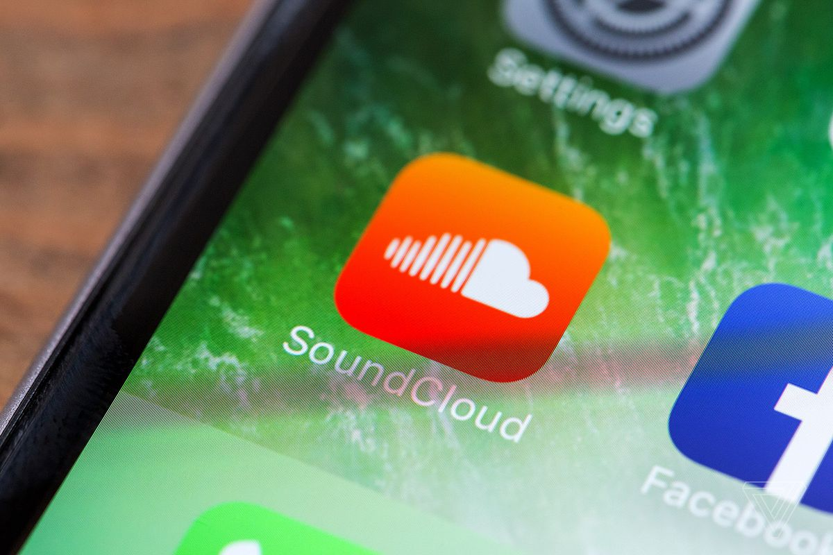 Soundcloud and Instagram