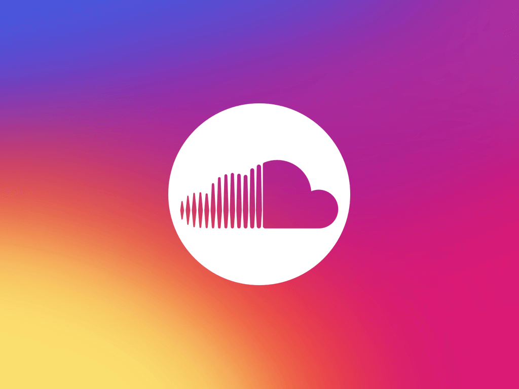 Share songs from soundcloud to Ig stories