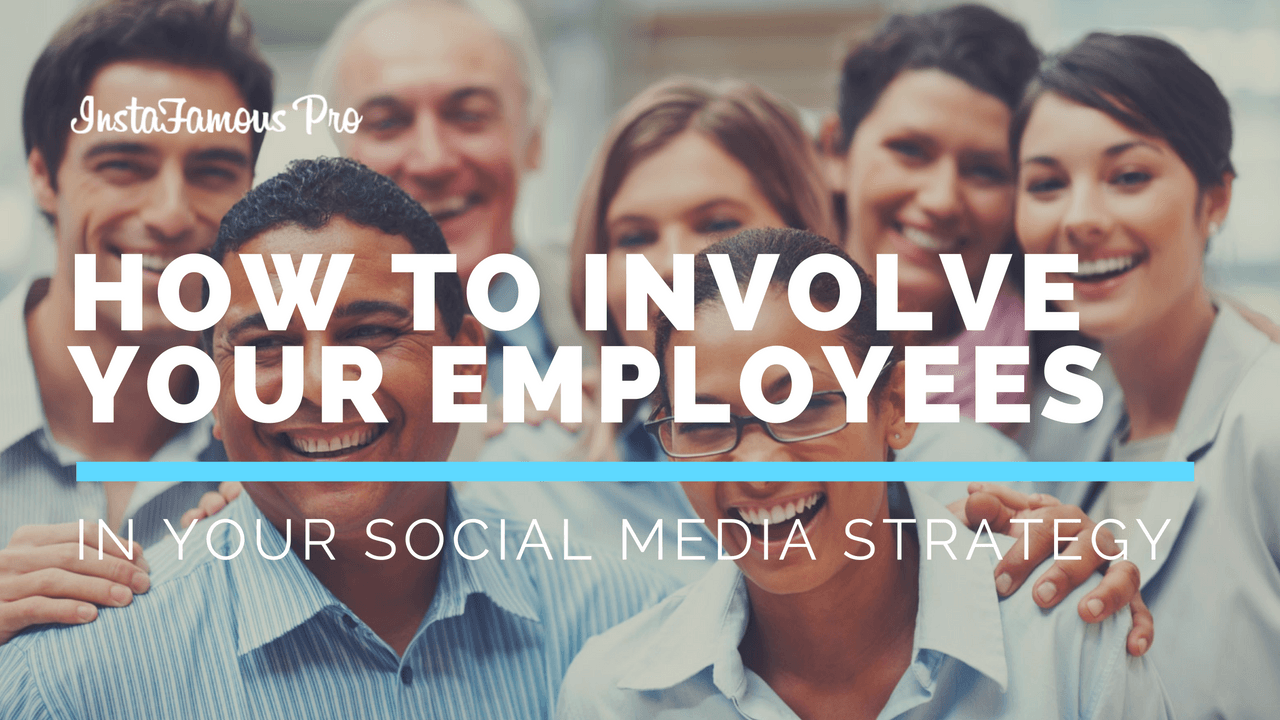 Employees On Social Media Strategy