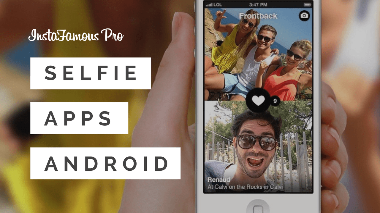 Selfie Apps Android