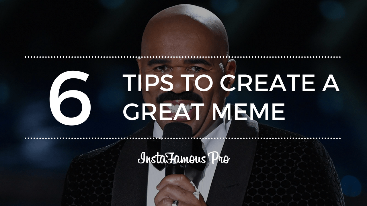 Tips To Create A Meme