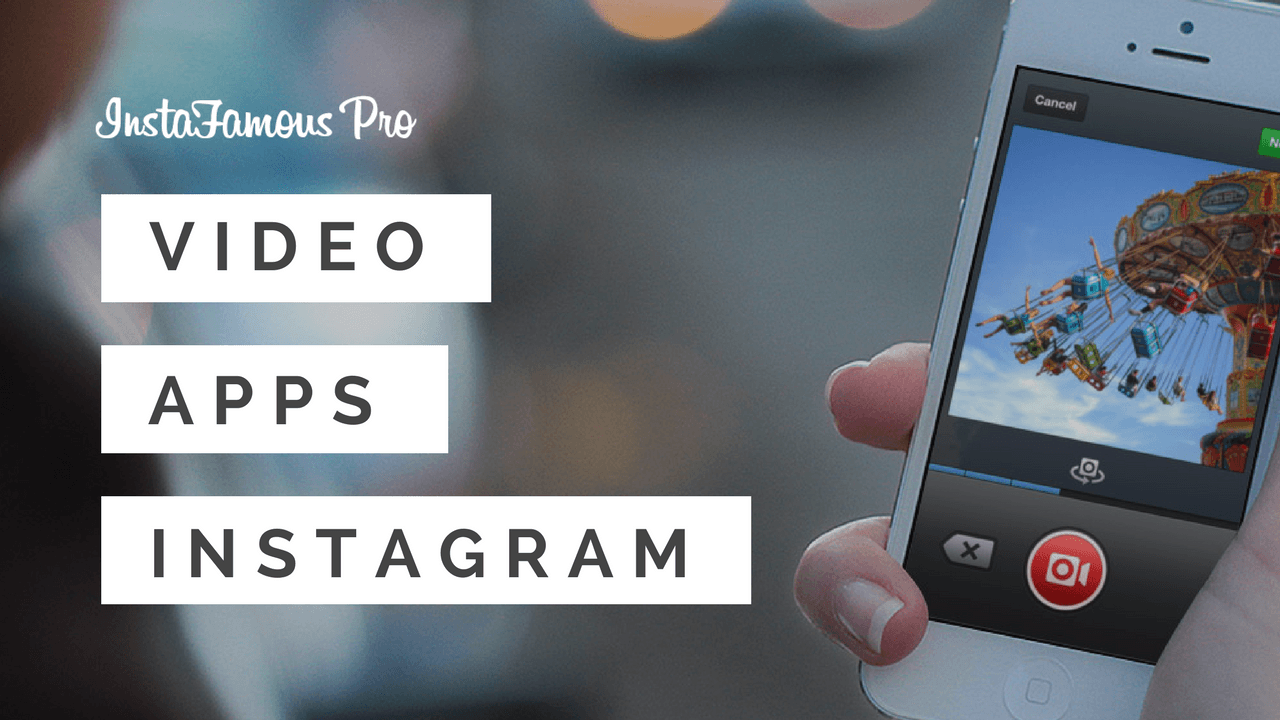 Video Apps Instagram