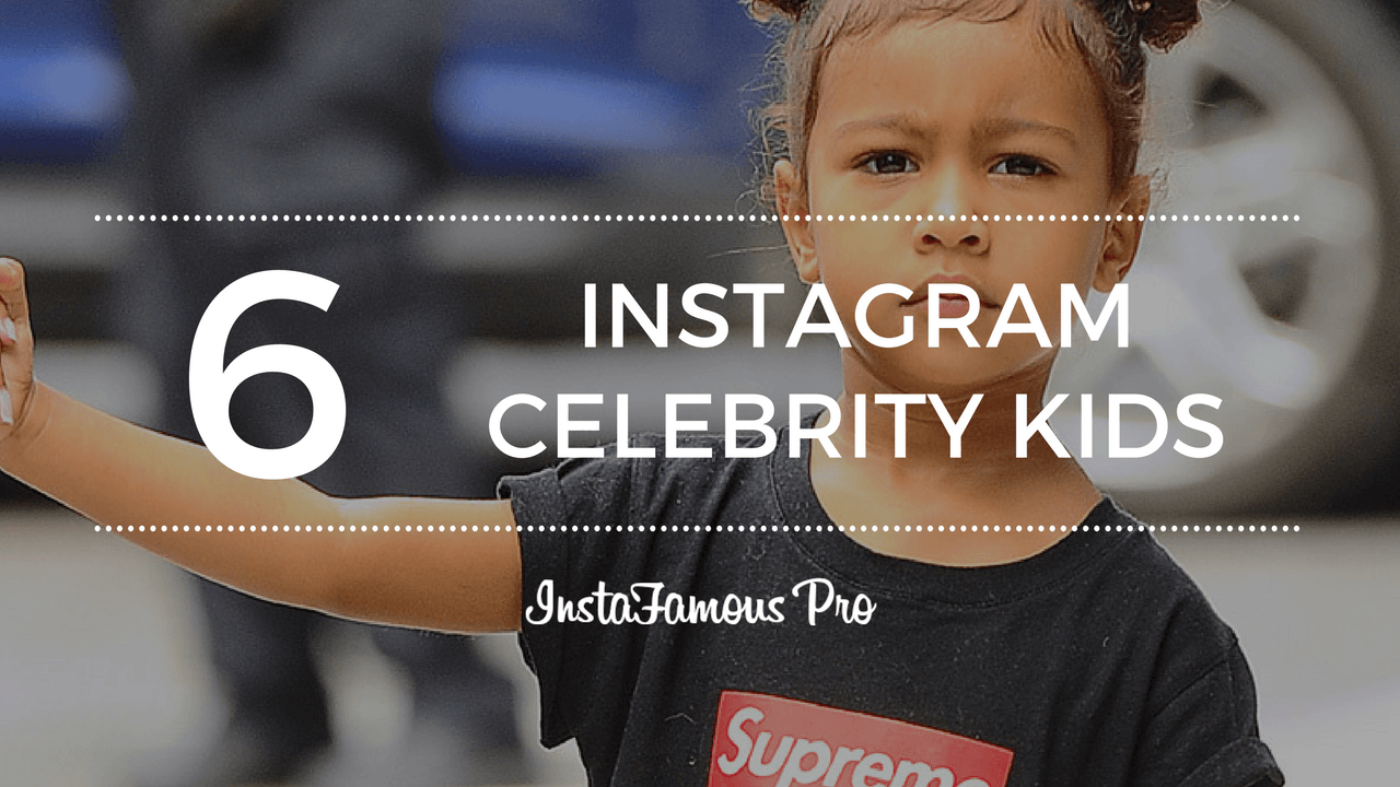 Instagram Celebrity Kids