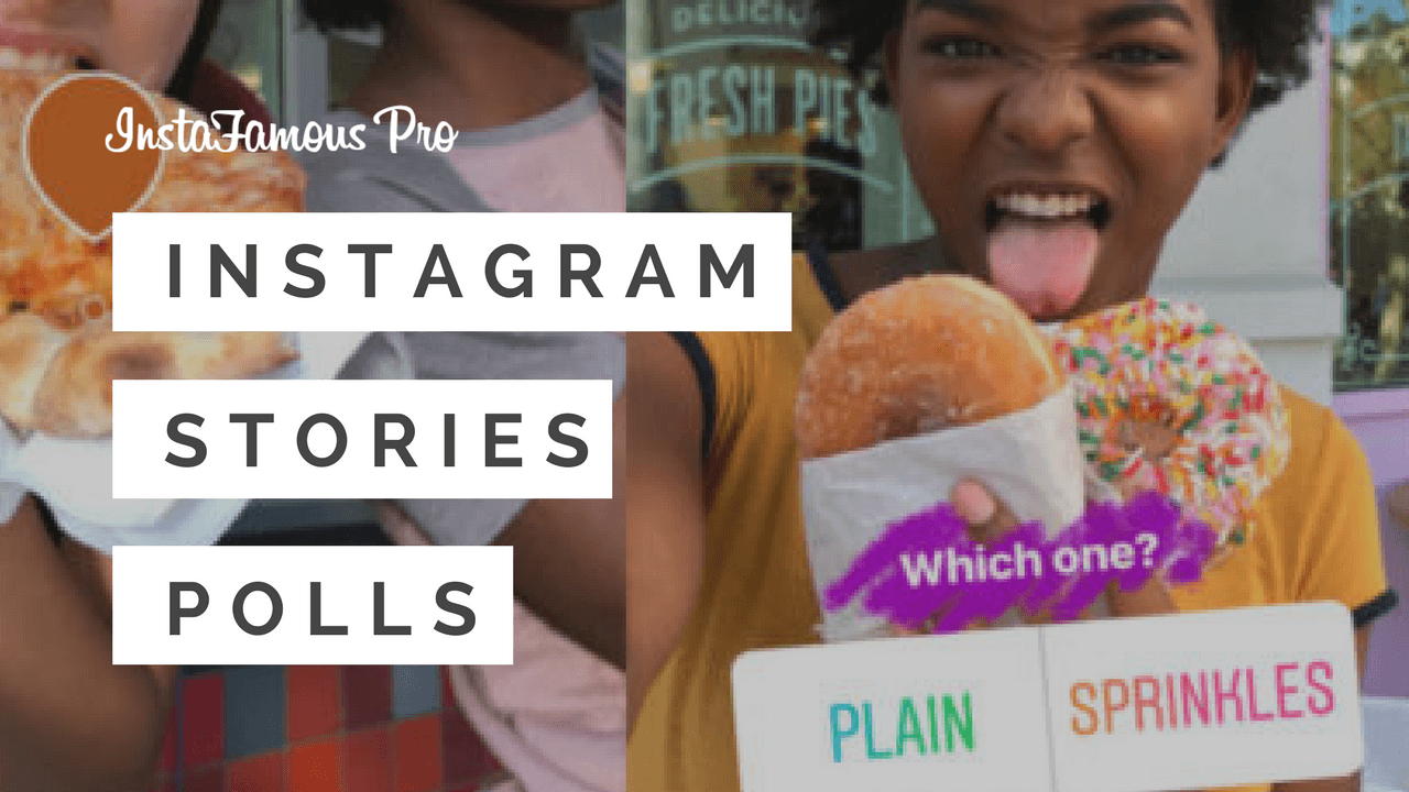Instagram Stories Polls