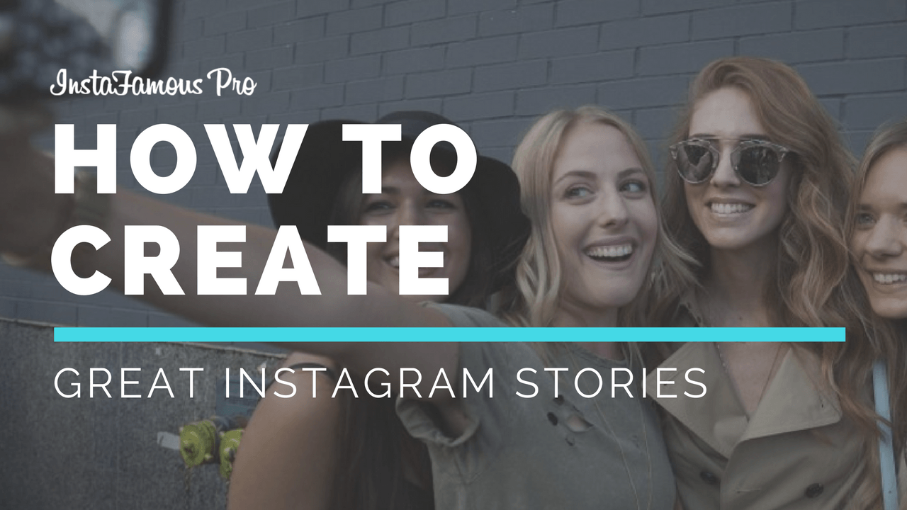 Compelling Instagram Stories