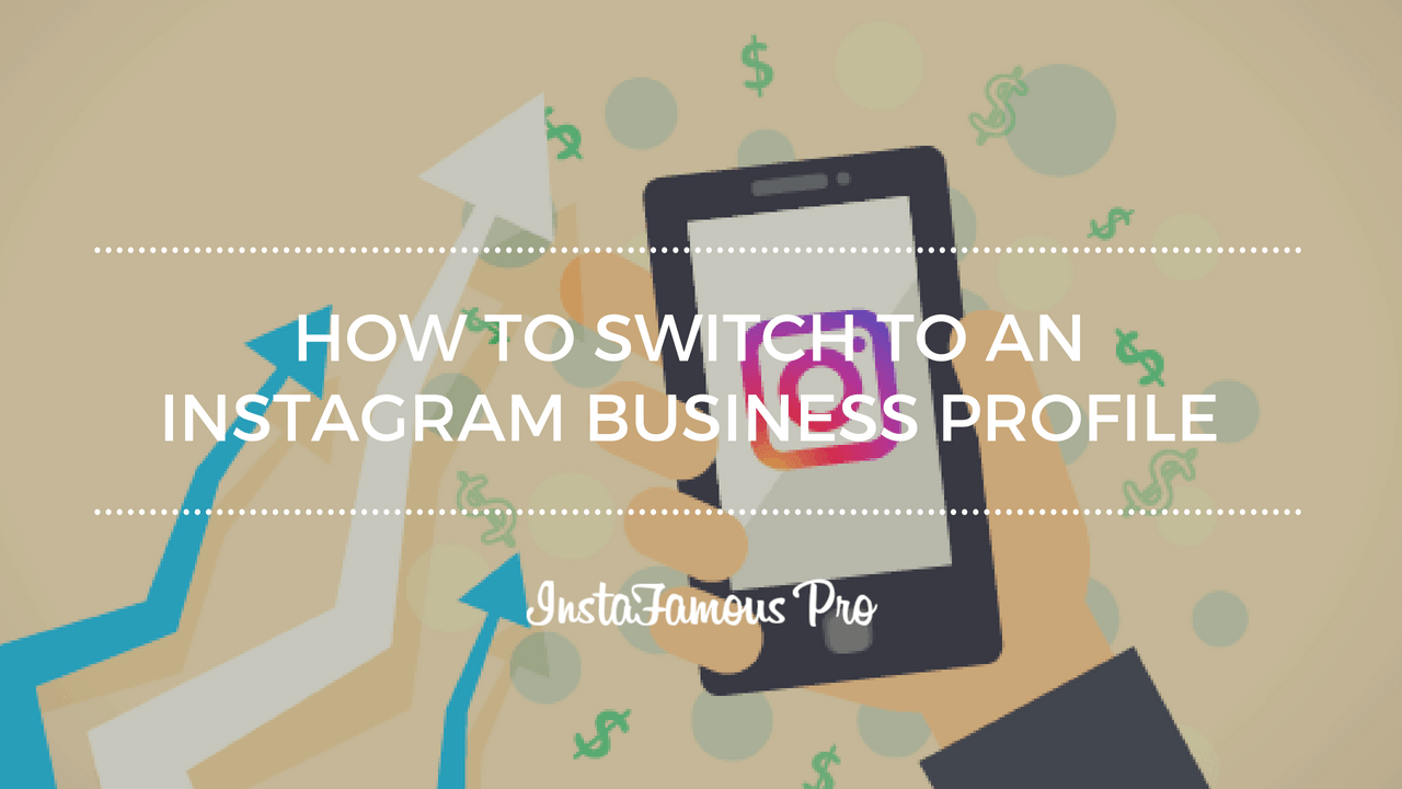 Instagram business profile benefits