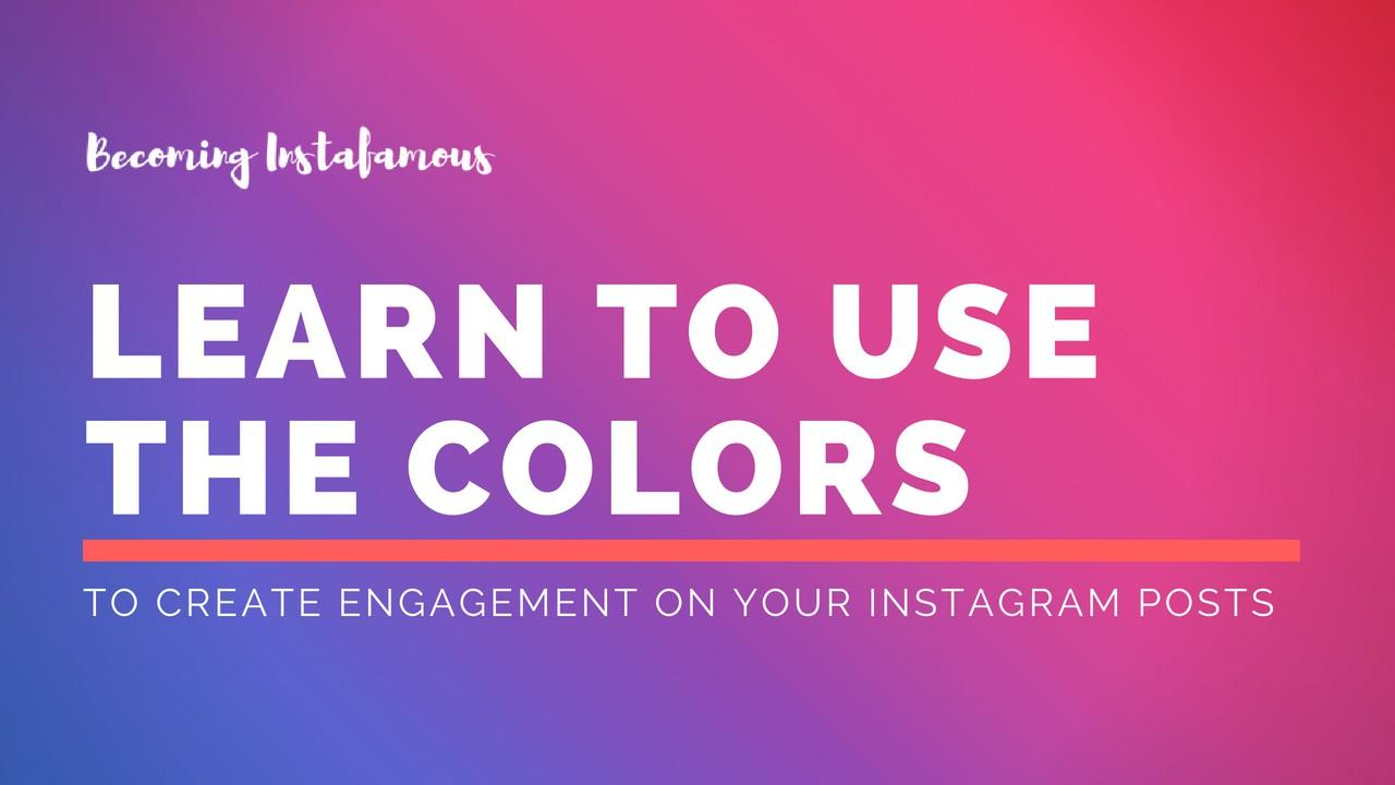 Instagram color marketing