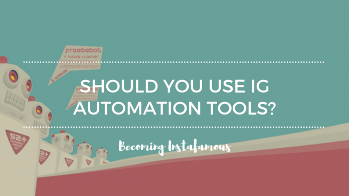 Should I use Instagram automation tools
