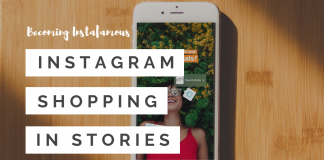 Instagram Shopping in Stories