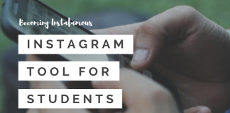 Instagram tool for students