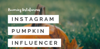 Instagram pumpkin influencer