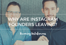 Instagram founders are leaving