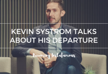 Kevin Systrom Departure