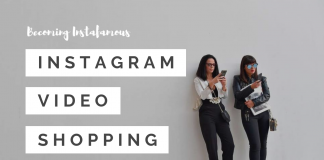 Instagram Video Shopping