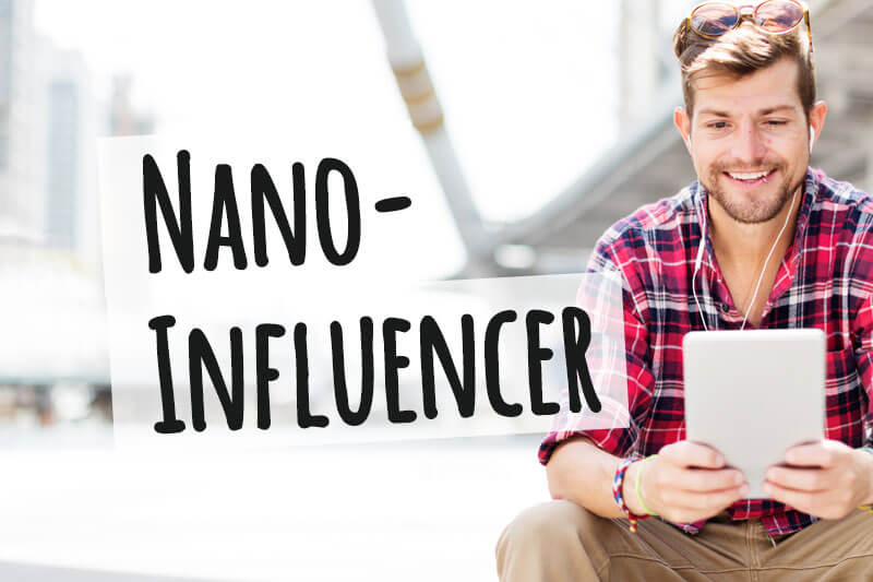 What are nano influencers