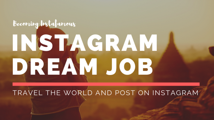 Instagram dream job