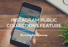 Instagram public collections