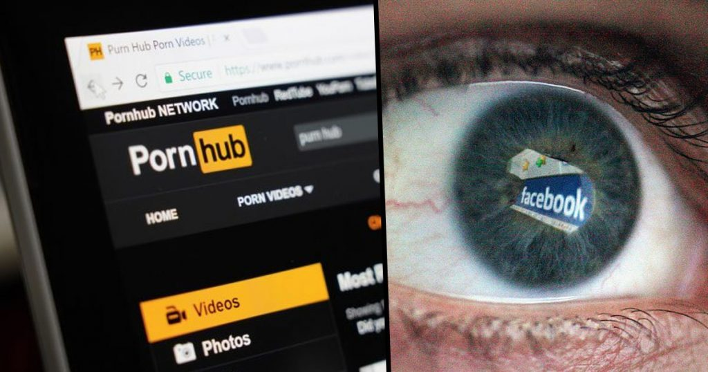Pornhub benefited from Instagram and Facebook being down