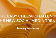Baby cheese challenge trend