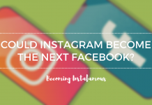 Will Instagram replace Facebook