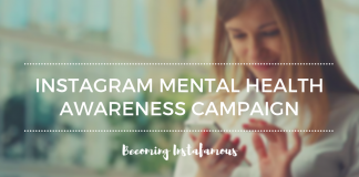 Instagram Mental Awareness Campaign