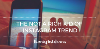 Instagram rich kids