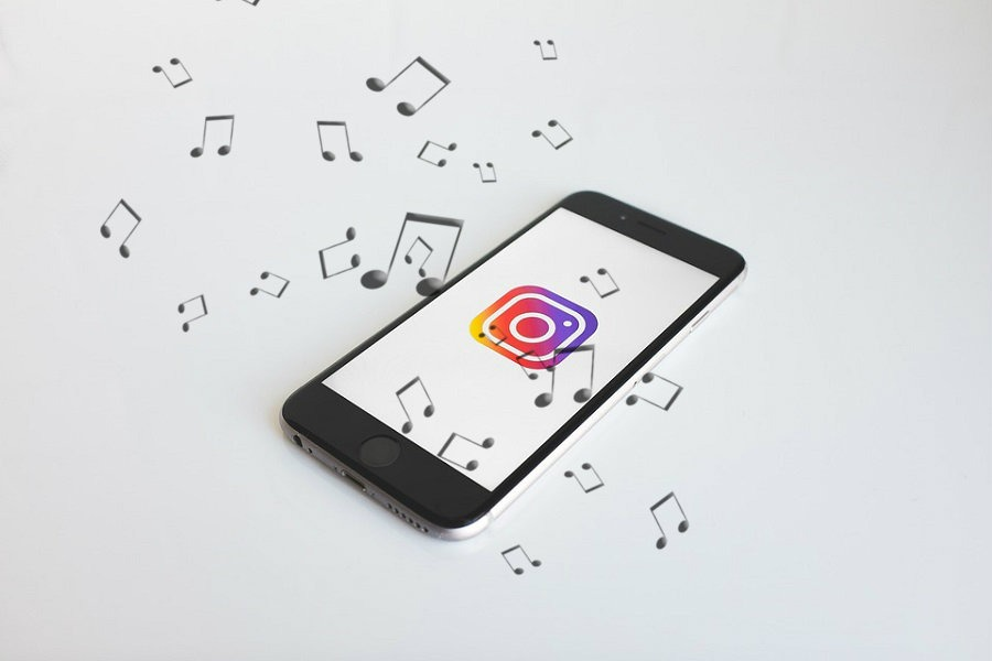 How does Instagram music work