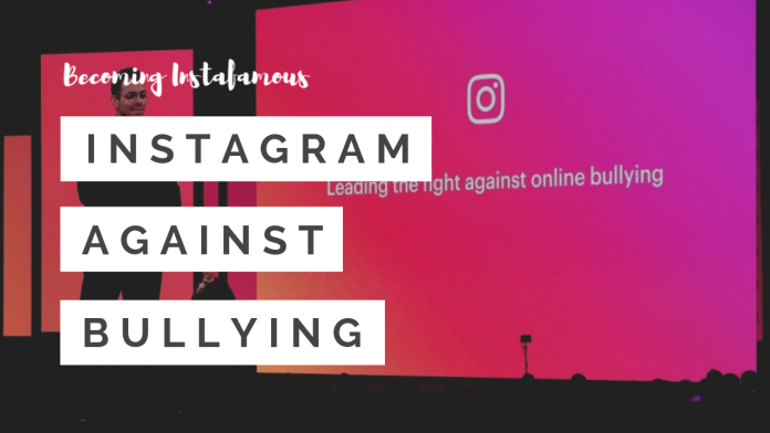 Instagram vs bullying
