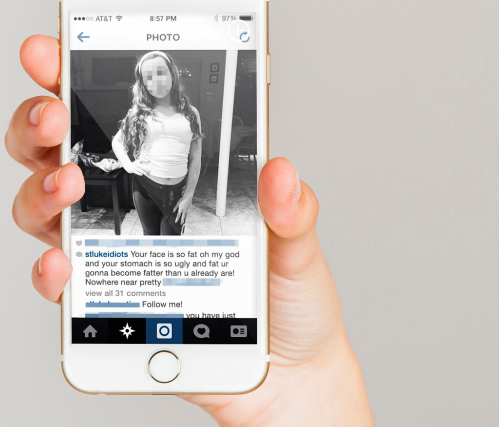 Instagram tries to end bullying