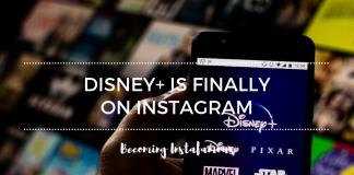 Disney Plus is now part of Instagram