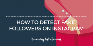 Detect Fake Instagram followers