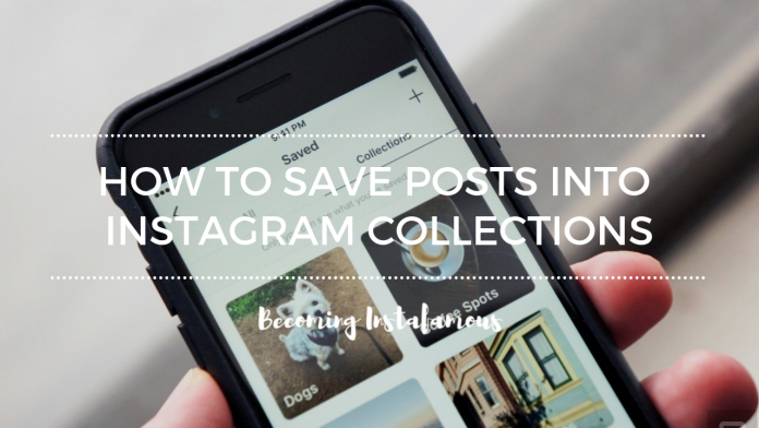 Creating an Instagram collections
