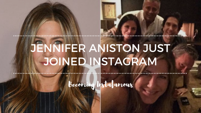 Jennifer Aniston Instagram