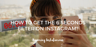Instagram 6 seconds