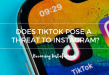 Is Tiktok a threat to Instagram