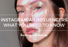 Instagram Ar Influencer