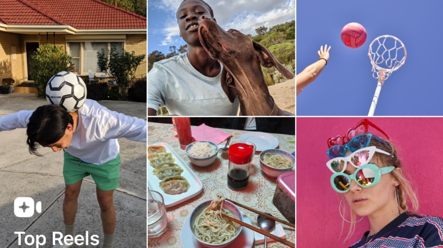 Instagram Reels in Brazil